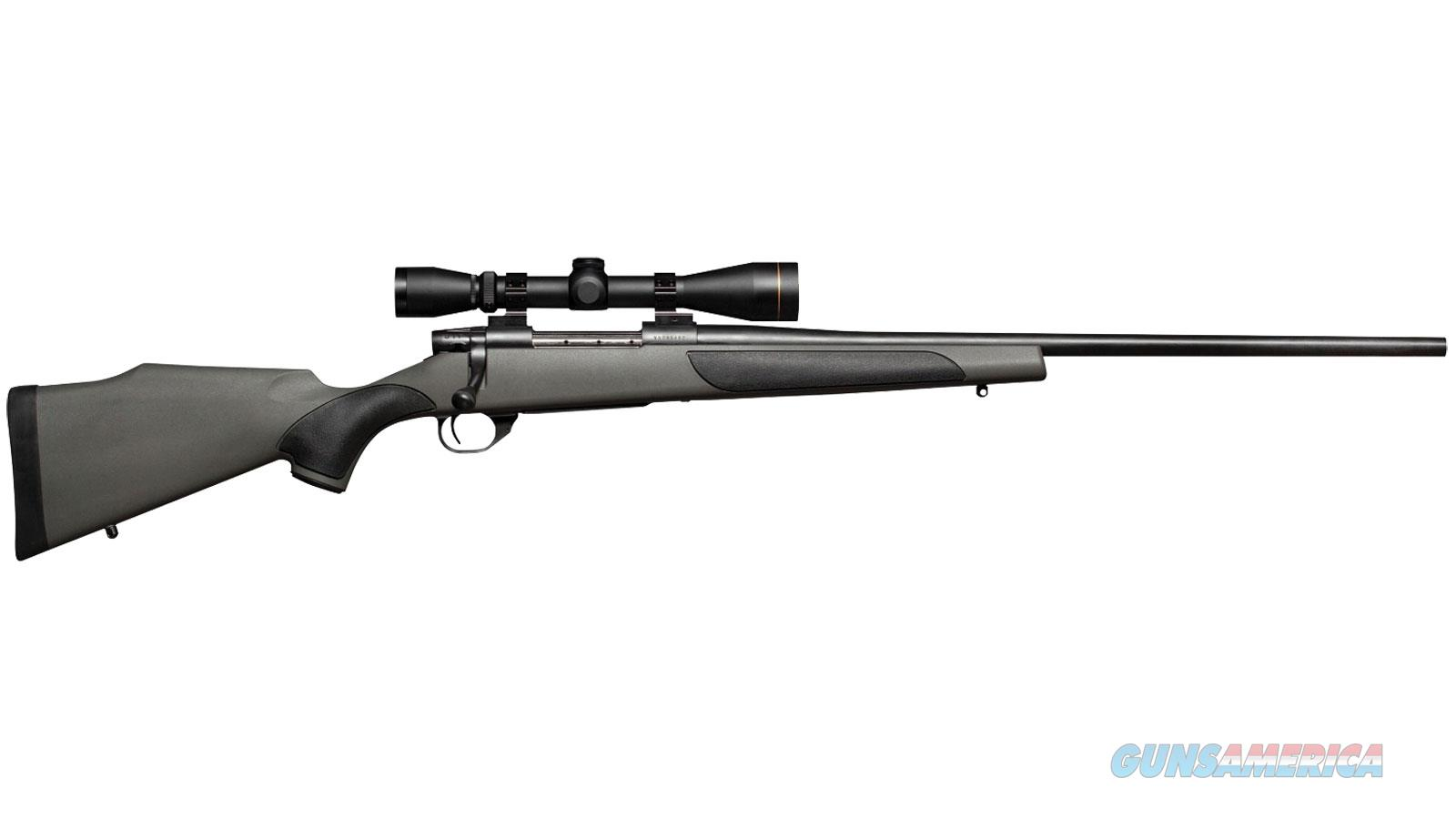 WEATHERBY VANGUARD 270WIN 24 GRY BLK GRIPTONITE PKG VLP270NR4O  Guns > Rifles > Weatherby Rifles > Sporting