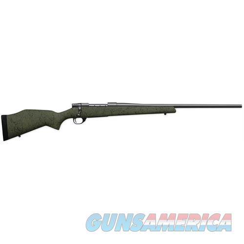 "Weatherby Vmt256rr4o Vanguard Series 2 Range Certified Bolt 25-06 Remington 24"" 5+1 Synthetic Green Stk Blued VMT256RR4O  Guns > Rifles > W Misc Rifles"