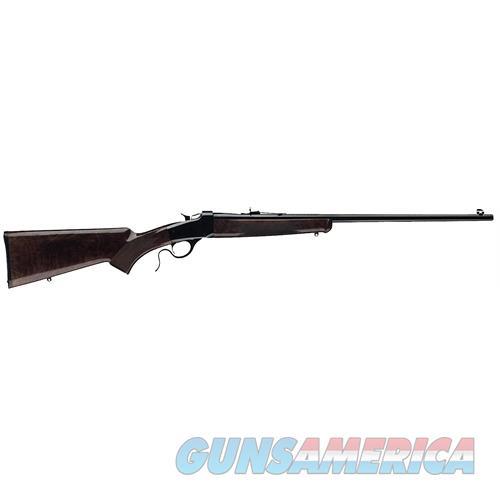 "Winchester Guns 524100104 1885 Hunter Falling Block 22 Wmr 24"" 1 Walnut Oil Finish Stk Blued High Polish 524100104  Guns > Rifles > W Misc Rifles"
