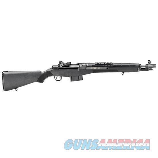 Springfield Armory M1a Socom 16 308Win Blk 16.25 10Rd Ca Legal AA9626CA  Guns > Rifles > S Misc Rifles