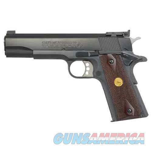 Colt Gold Cup National Match 45Acp 5 Blued O5870A1  Guns > Pistols > C Misc Pistols