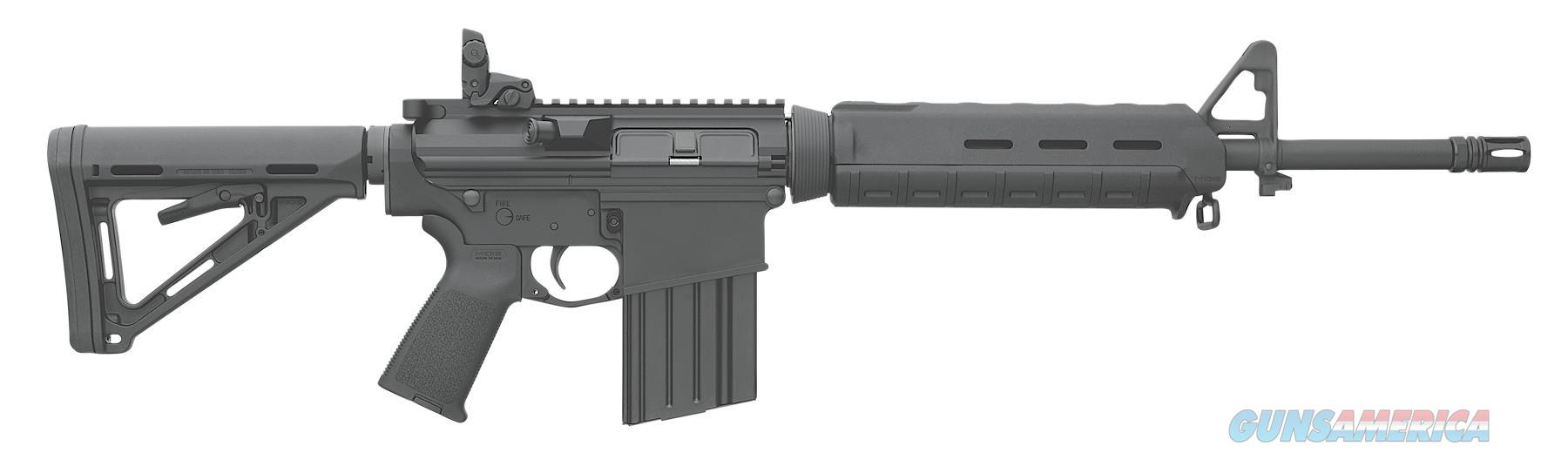 "Bushmaster 90827 Xm-15 Moe Mid-Length Semi-Automatic 223 Remington/5.56 Nato 16"" 30+1 Magpul Moe Black Stk Black 90827  Guns > Rifles > B Misc Rifles"