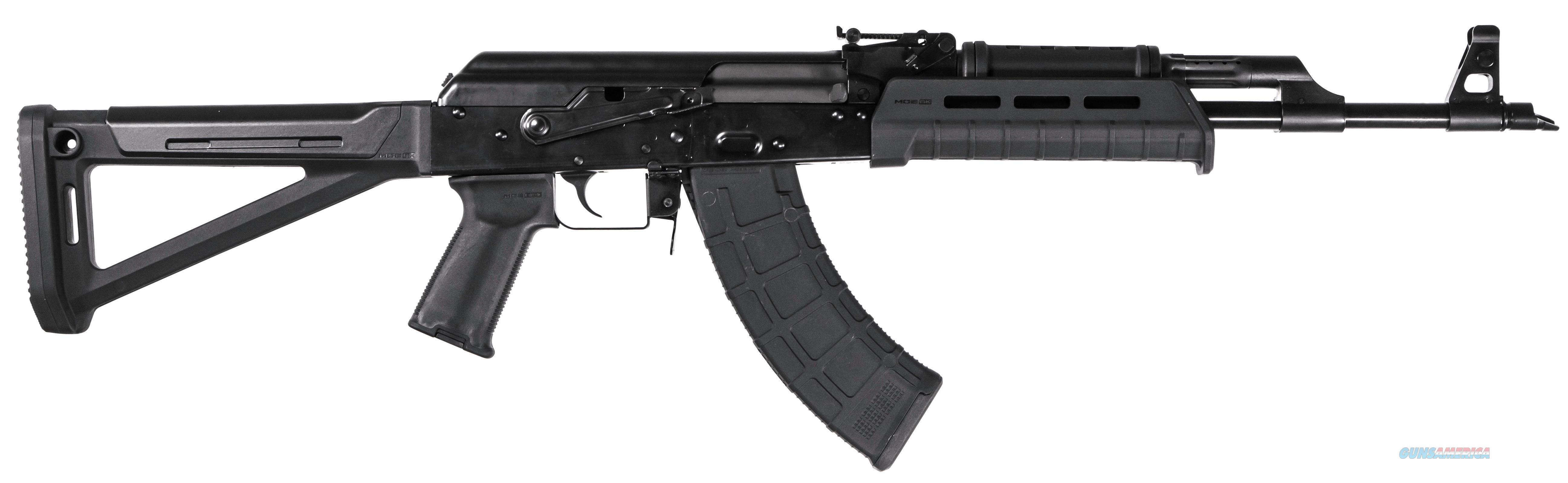 "Century Ri2399n C39 V2 Magpul Moe Semi-Automatic 7.62X39mm 16.5"" 30+1 Magpul Moe Stk Blk Nitride RI2360-N  Guns > Rifles > C Misc Rifles"