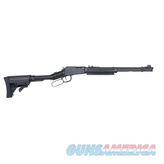 Mossberg 464 Spx 22Lr 18 Matte Blue Syn Adj Sight 43025  Guns > Rifles > MN Misc Rifles