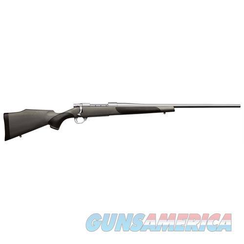 """Weatherby Vanguard Stainless .300Win Mag 26"""" Grey/Black Synthetic VGS300NR6O  Guns > Rifles > W Misc Rifles"""
