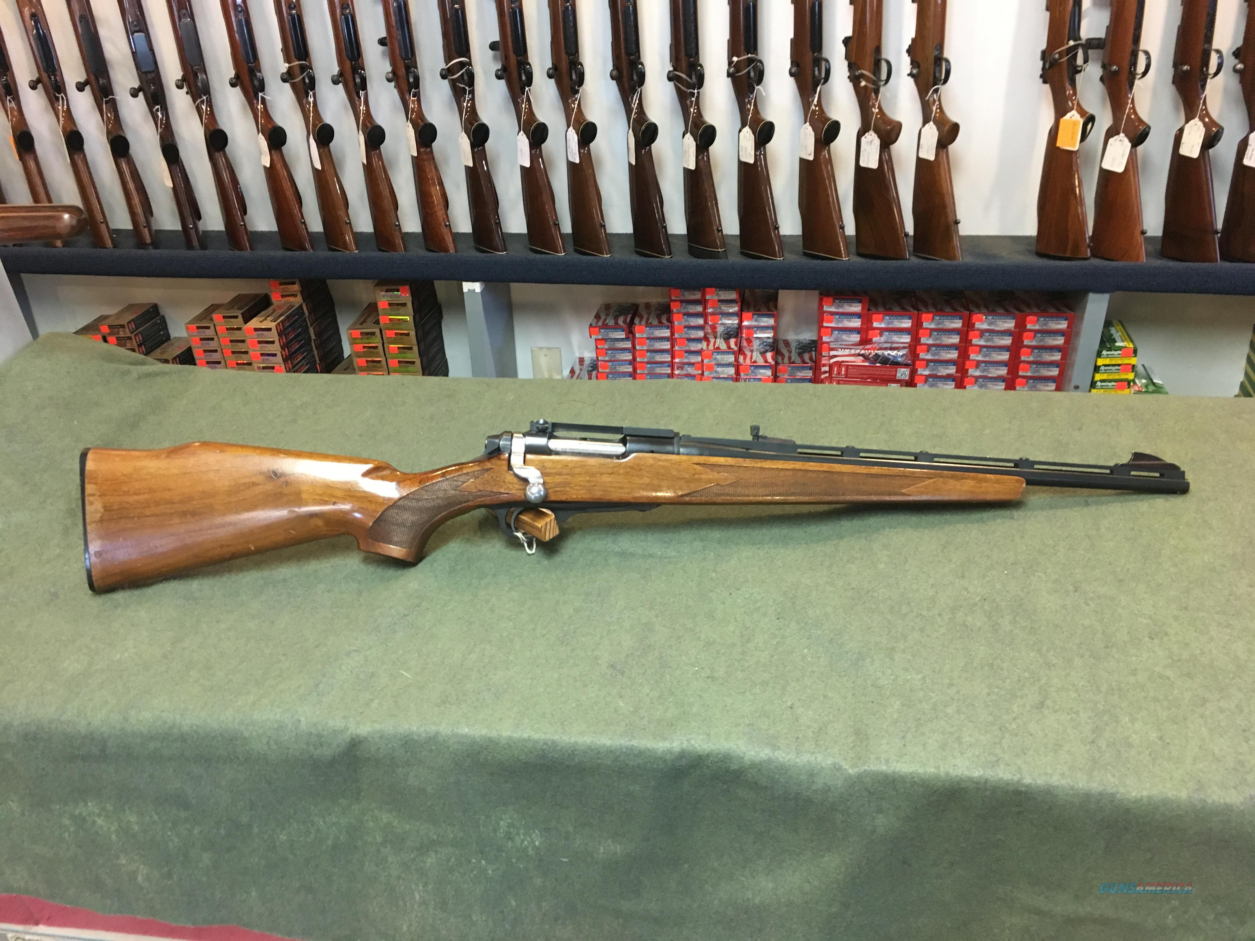 REMINGTON 600 .308 CAL VENT RIB  Guns > Rifles > Remington Rifles - Modern > Bolt Action Non-Model 700 > Sporting