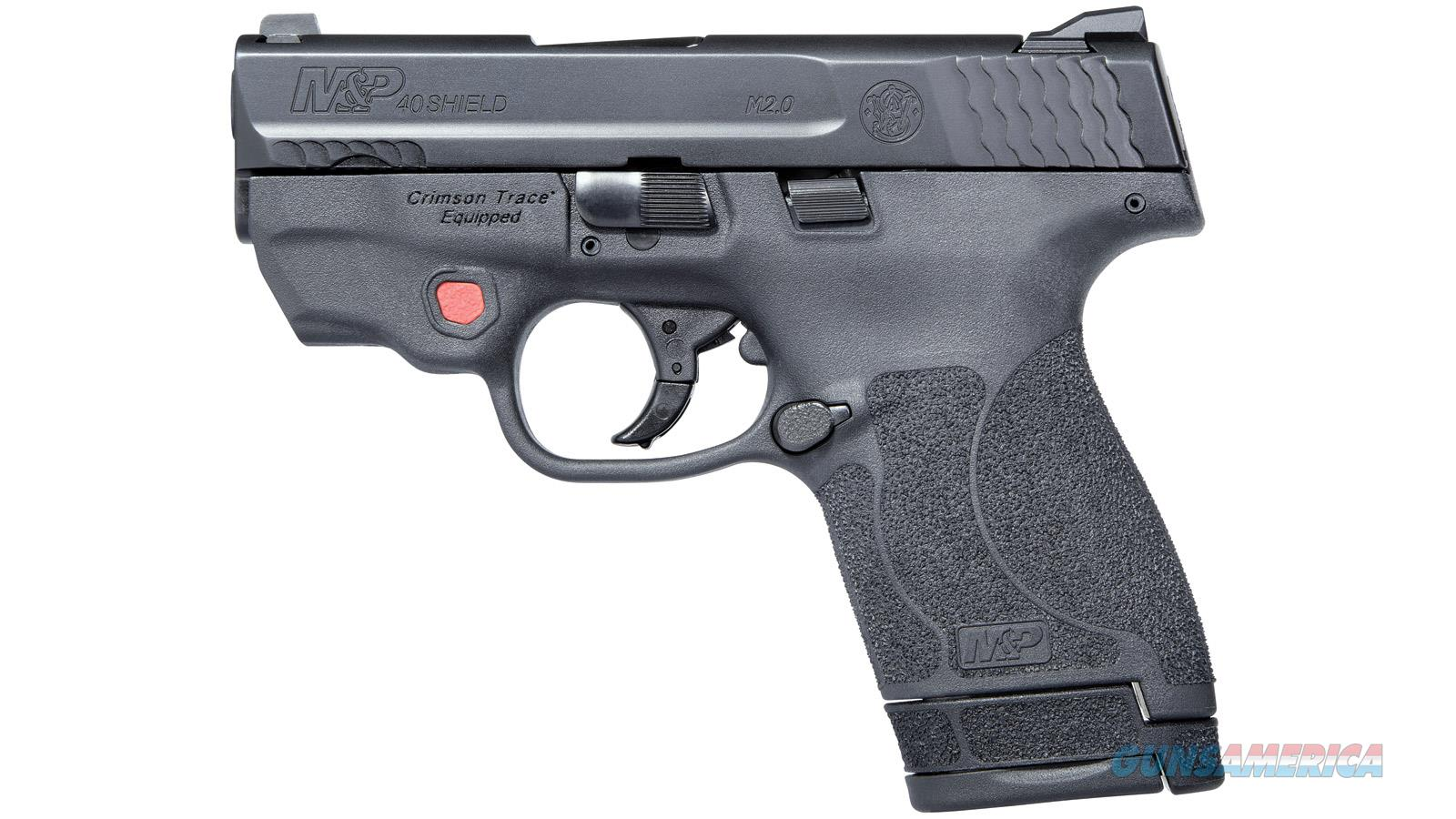 "Smith & Wesson M&P M2.0 Shld 40Sw 3.1"" 11674  Guns > Pistols > S Misc Pistols"