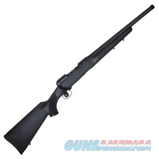 "SAVAGE ARMS 10P-SR 308 16"" HVY THR BLK 22077  Guns > Rifles > S Misc Rifles"