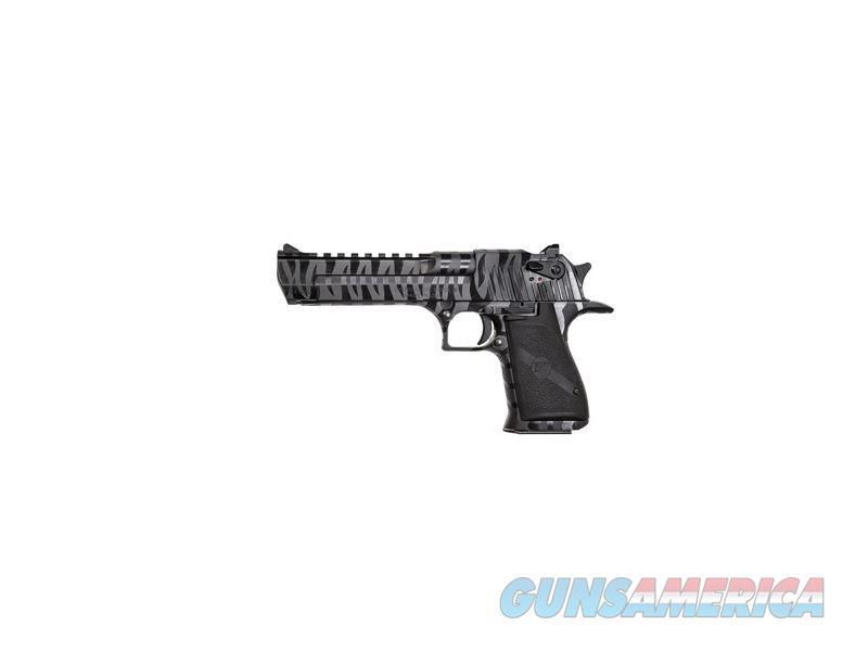 Magnum Research Desert Eagle 44Mag 6 Black Tiger Stripe DE44BTS  Guns > Pistols > MN Misc Pistols