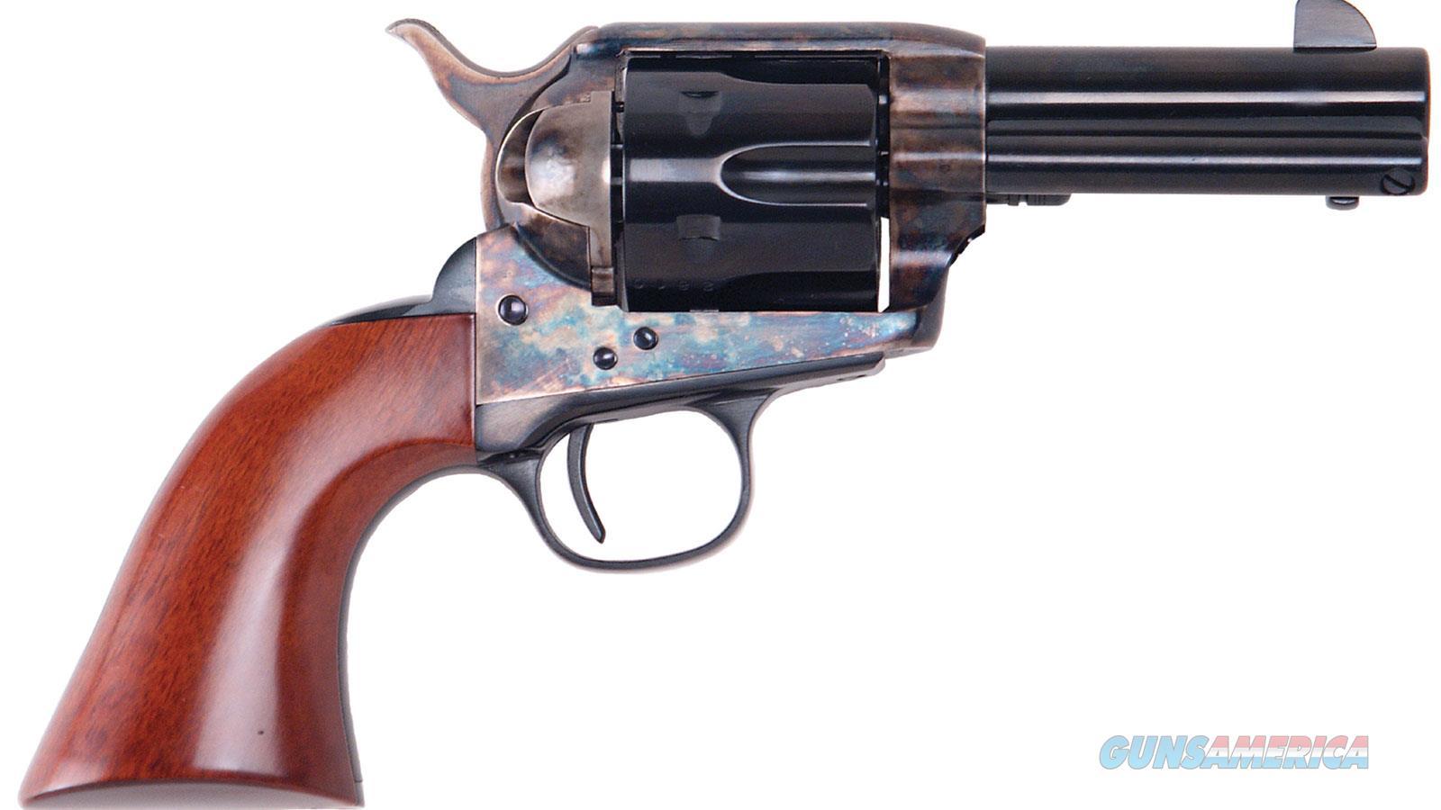 """Cimarron Firearms New Sheriff .45Lc Fs 3.5"""" Cc/Blued Walnut CA332  Guns > Pistols > C Misc Pistols"""