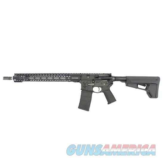 Stag Arms 15L 3Gun Elite Lh 5.56 18 Ss Fluted Mlok STAG800001L  Guns > Rifles > S Misc Rifles
