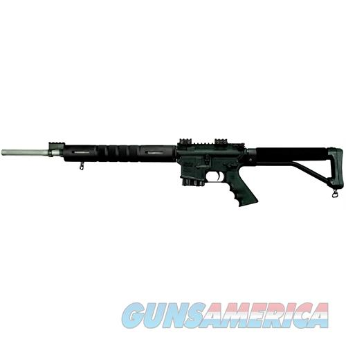 "Windham Weaponry R20fssftskv R20 Varmint Exterminator Semi-Automatic 223 Remington/5.56 Nato 20"" 5+1 Polymer Skeleton Stl Blk R20FSSFTSKV VAR-SS  Guns > Rifles > Windham Weaponry Rifles"