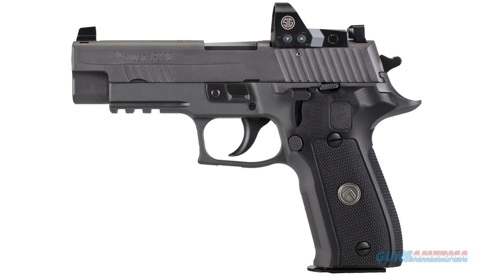 Sig Sauer P226 9Mm    Blk Ns       E26r9legionrx / E26R-9-LEGION-RX  Guns > Pistols > S Misc Pistols