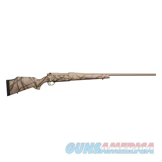 Weatherby Mkv Outfitter 257Wby 26 Fde Fluted Ckte MODM257WR6O  Guns > Rifles > W Misc Rifles
