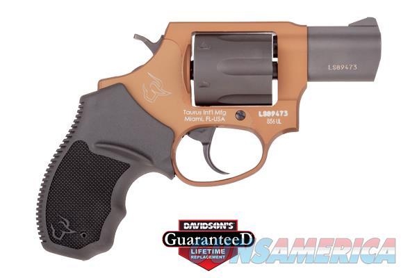 """Taurus M856 38Spl Ul 2"""" 6Rd Bronze/Blk 2-856021ULC12  Guns > Pistols > TU Misc Pistols"""