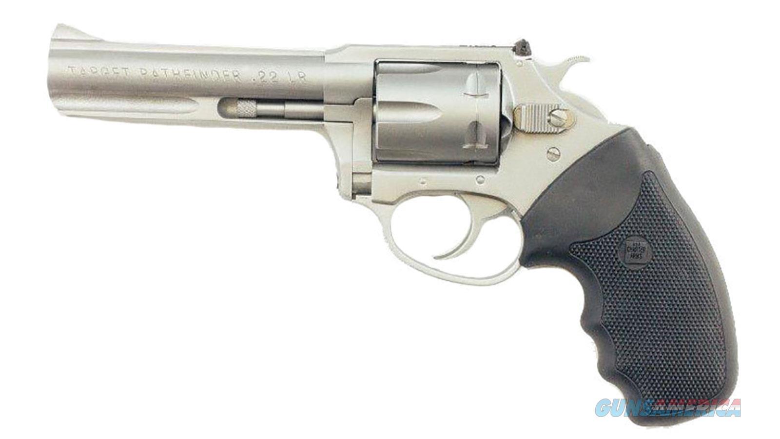 "Charter Arms Pathfinder 22Lr 4.2"" 6Rd 72242  Guns > Pistols > C Misc Pistols"