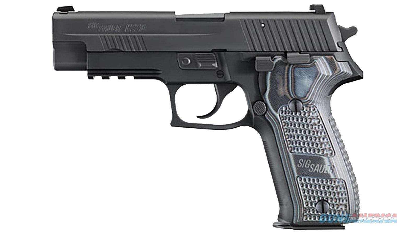"Sig Sauer P226 9Mm 4.4"" 10Rd 226R-9-XTM-BLKGRY-CA  Guns > Pistols > S Misc Pistols"