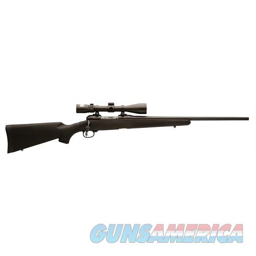 "Savage 19687 11/111 Trophy Hunter Xp Bolt 25-06 Rem 22"" 4+1 Synthetic Black Stk Black 19687  Guns > Rifles > S Misc Rifles"