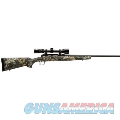 Savage Axis Xp Camo 25-06 Rem 22''  W/ 3-9X Scope 19247  Guns > Rifles > S Misc Rifles