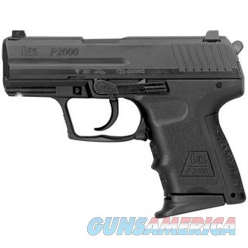 Heckler & Koch P2000sk 40Sw V3 2 9Rd Decocker Ca Legal 704303-A5  Guns > Pistols > H Misc Pistols