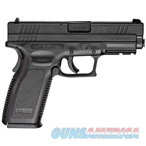 "Springfield Armory Xd Essential Pkg 9Mm 4"" Bk XD9101HC  Guns > Pistols > S Misc Pistols"