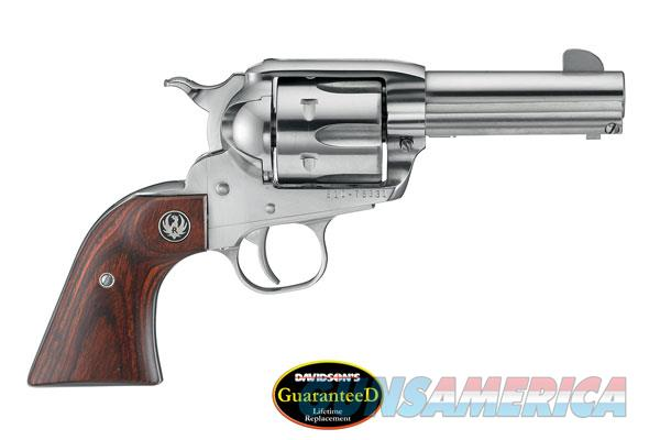 RUGER NEW VAQ MONTADO 45C 3.75SS 5120  Guns > Pistols > Ruger Single Action Revolvers > Cowboy Action