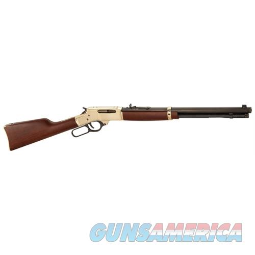 "Henry Brass Lever .30-30 20"" Octagon Walnut H009B  Guns > Rifles > H Misc Rifles"