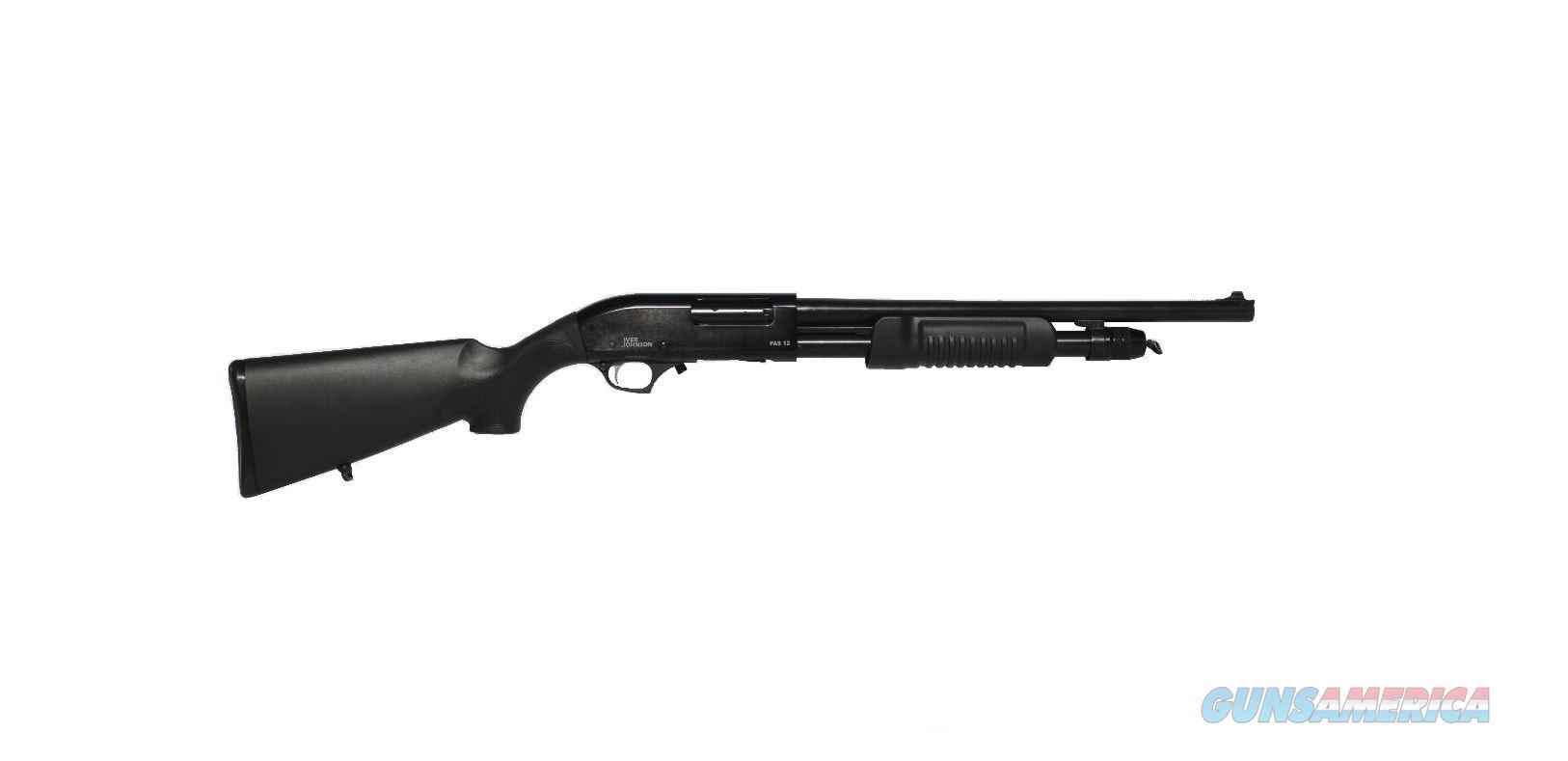 "Iver Johnson Arms Pas12 12G 18"" 5Rd PAS12  Guns > Shotguns > IJ Misc Shotguns"