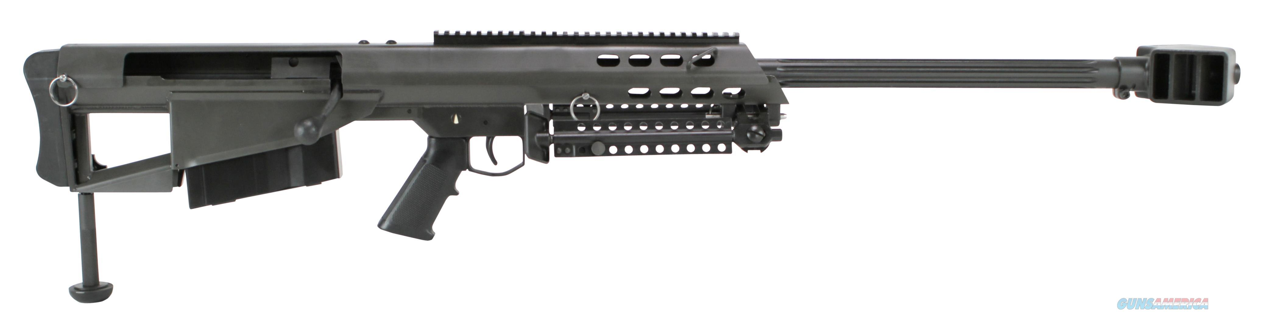 "Barrett 13312 M95 Rifle System Bolt 50 Browning Machine Gun (Bmg) 29"" 5+1 Fixed Metal Blk Stk Blk Parkerized 13312  Guns > Rifles > B Misc Rifles"