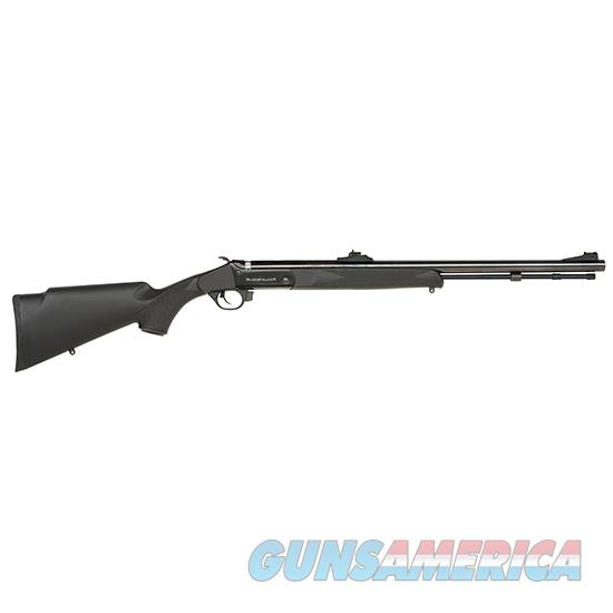 Traditions Buckstalker 50Cal Blk Syn Blued R72003540  Non-Guns > Black Powder Muzzleloading