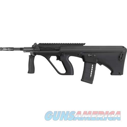 "Steyr Aug A3 M1 Nato 5.56X45 16"" Bbl 30Rd Black W/Ext. Rail AUGM1BLKNATOL2  Guns > Rifles > Steyr Rifles"