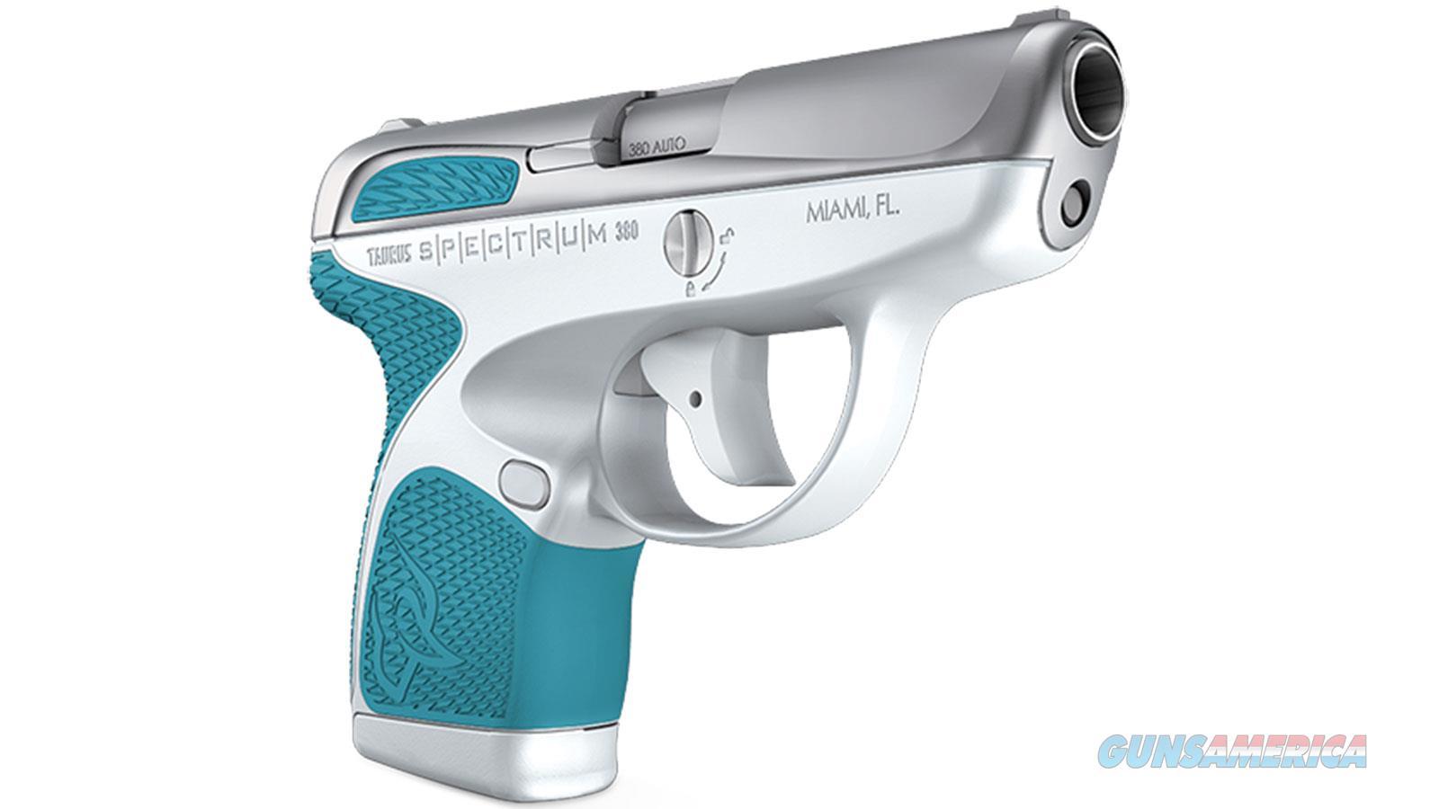"""Taurus Spectrum 380Acp 2.8"""" 6/7Rd 1-007039-320  Guns > Pistols > TU Misc Pistols"""