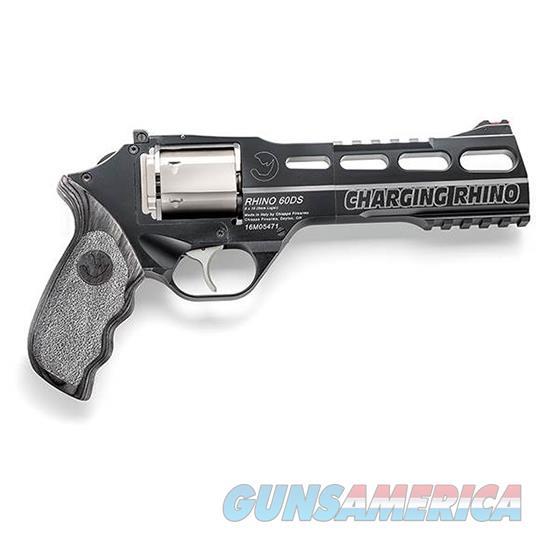 Chiappa Firearmsmks Charging Rhino 60Sar 9Mm 6 Lam Fos 6Rd CF340.276  Guns > Pistols > C Misc Pistols