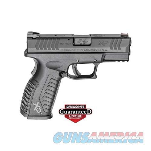 Springfield Armory Xdm 40Sw Pst 3.8B 16Rd Fs XDM9384BHCE  Guns > Pistols > S Misc Pistols