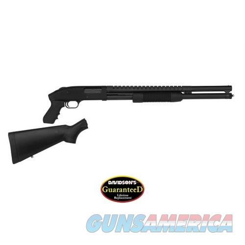Mossberg 500 12M/20Cb Pg&Stk Hs 8Rd 50780  Guns > Shotguns > MN Misc Shotguns