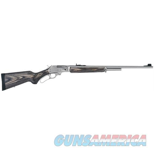 "Marlin 70530 336 Xlr Lever 30-30 Win 24"" 5+1 Laminate Black/Gray Stk Stainless Steel 70530  Guns > Rifles > MN Misc Rifles"