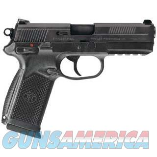 FN MANUFACTURING FNX 45 DASA MS BLK 15RD 66960  Guns > Pistols > FNH - Fabrique Nationale (FN) Pistols