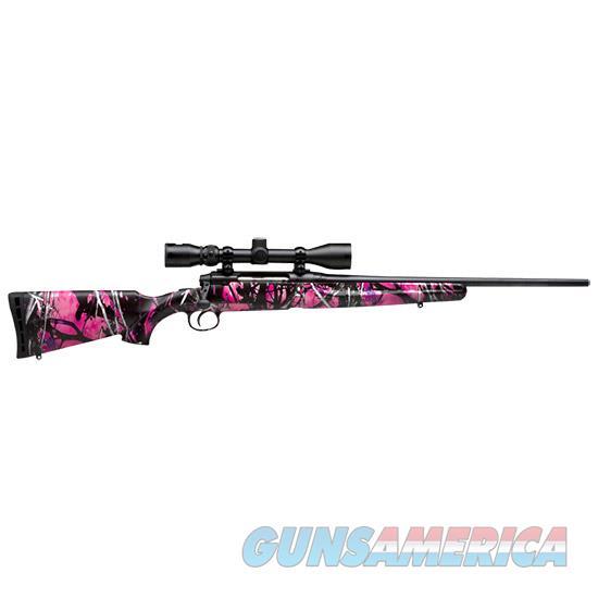 Savage Arms Axis Xp 7Mm-08 20 Muddy Girl Dbm Youth Pkg 19977  Guns > Rifles > S Misc Rifles