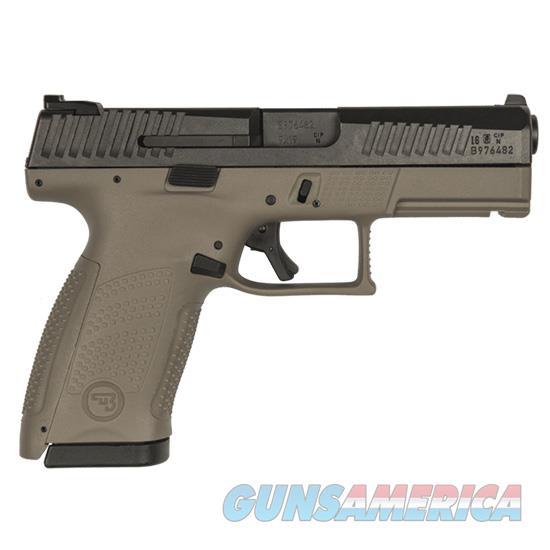 Czusa P-10 Compact 9Mm Fde 10Rd 01521  Guns > Pistols > C Misc Pistols