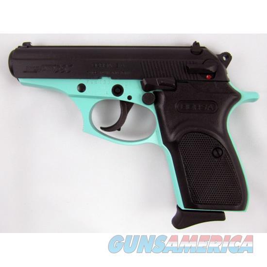 Bersa Bersa Thunder 380Acp Robins Egg Blue 8Rd T380BLM8  Guns > Pistols > Bersa Pistols