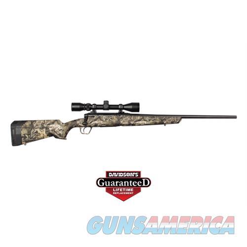 "Savage Arms Axis Xp 7Mm-08 22"" 3-9X40 Matte/Camo Ergo Stock 57278  Guns > Rifles > S Misc Rifles"