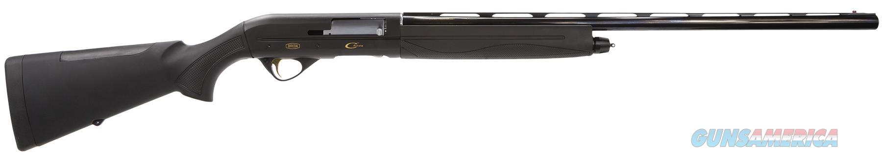 "BREDA BRE53 CHIRON SEMI-AUTOMATIC 12GA 24"" 3+1 3"" SYNTHETIC BLACK STOCK BLUED BRE53  Guns > Shotguns > B Misc Shotguns"