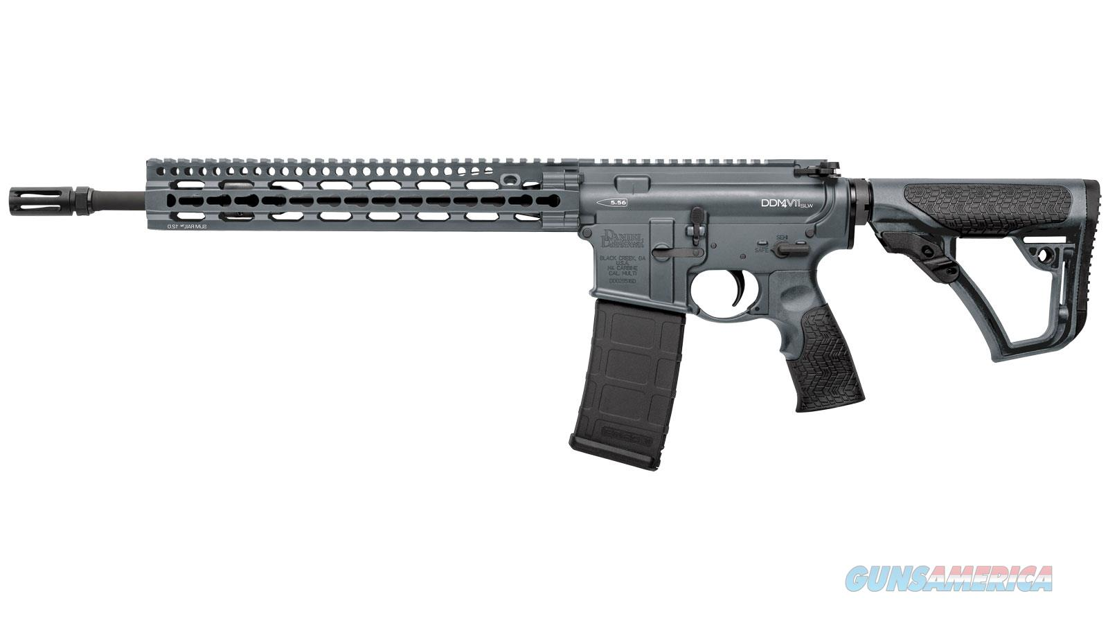 DANIEL DEFENSE DDM4V11 SLW TORNADO 5.56 02-151-08086-047  Guns > Rifles > Daniel Defense > Complete Rifles