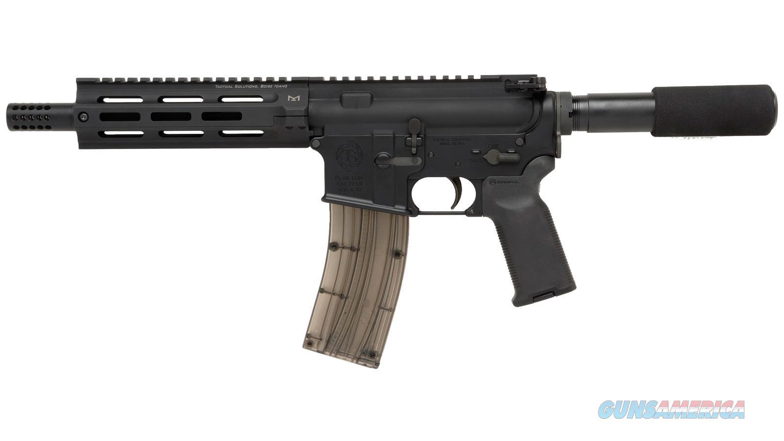 """Tactical Solutions, Inc A-22 22L 9"""" 25Rd ARP-KSTL-7M  Guns > Pistols > TU Misc Pistols"""
