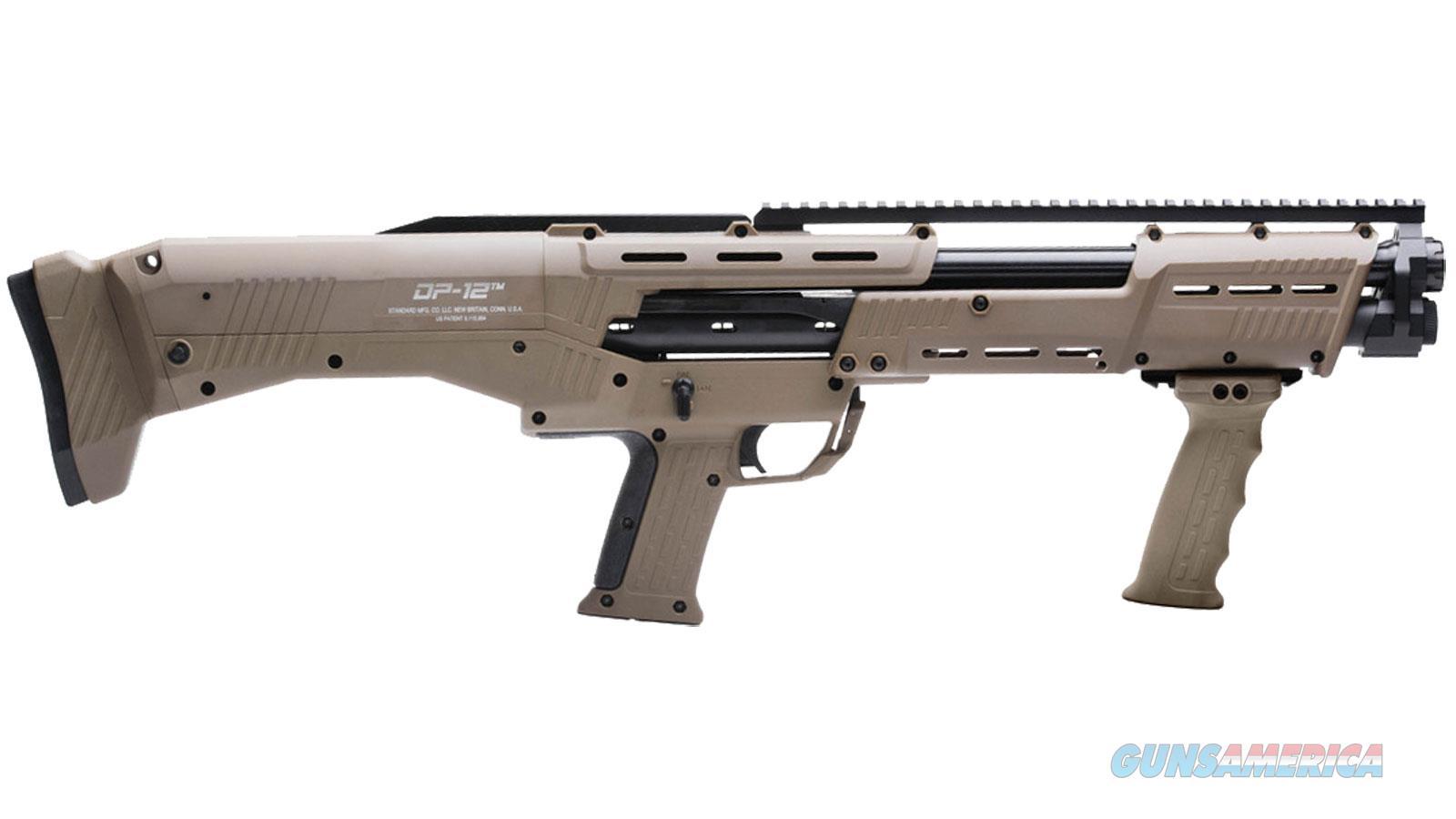 """Standard Manufacturing Co. Llc Dp-12 12G 18.5"""" 16Rd DP12FDE  Guns > Shotguns > S Misc Shotguns"""