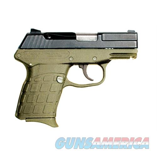 Keltec Pf-9 9Mm 7Rd Blued/Green PF9BGRN  Guns > Pistols > K Misc Pistols