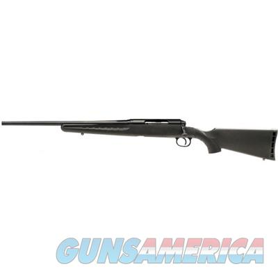 "SAVAGE ARMS AXIS 3006 22"" LH SYN/BL 19649  Guns > Rifles > Savage Rifles > Standard Bolt Action > Sporting"