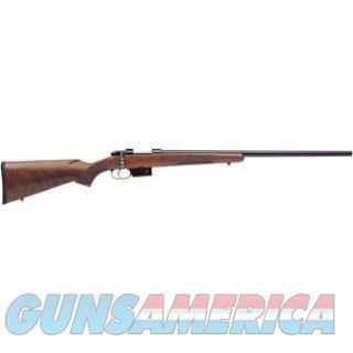 Czusa 527 Varmint 17Rem 24 Hvy Walnut Sst 5Rd 03043  Guns > Rifles > C Misc Rifles
