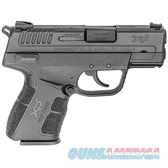 Springfield Armory Xde 45Acp Edc Pkg 2 6Rd 1 6Rd Ext.  1 7Rd XDE93345BEN18  Guns > Pistols > S Misc Pistols