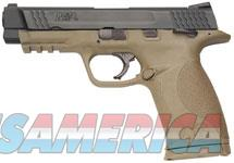 "SMITH & WESSON M&P 45ACP 10RD 4.5"" BROWN 109156  Guns > Pistols > Smith & Wesson Pistols - Autos > Polymer Frame"
